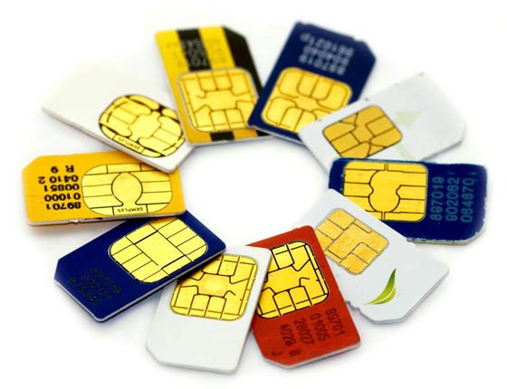 MVNO SIMカード