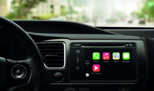 AppleのCarPlay