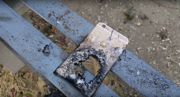 iPhone6s破壊検証動画010