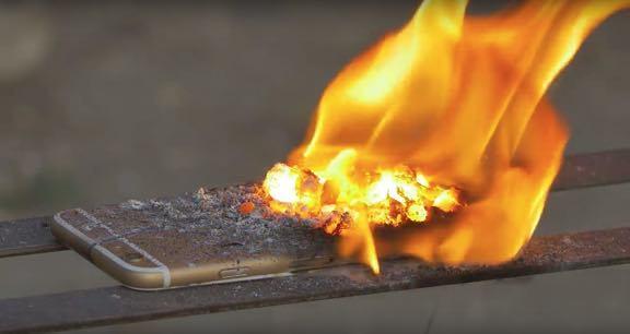 iPhone6s破壊検証動画002