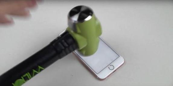 iPhone6s破壊検証動画009