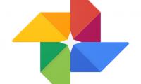 GooglePhoto ロゴ