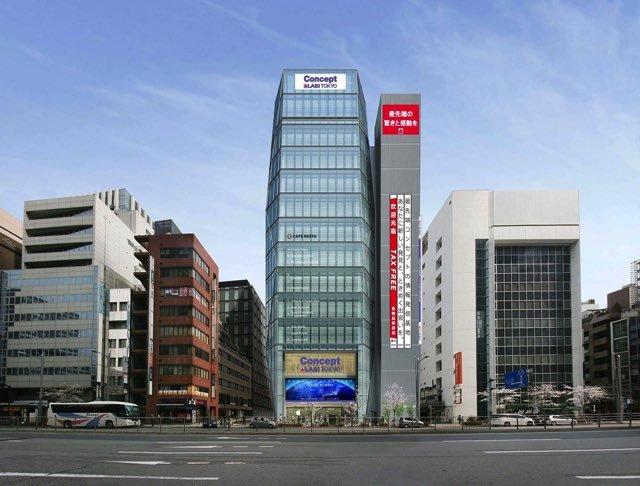 ヤマダ電機 Concept LABI TOKYO