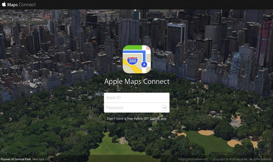Maps Connect