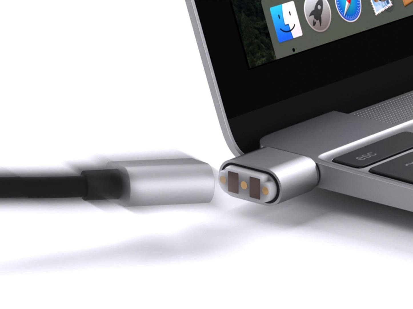 BreakSafe Magnetic USB-C Power Cable1