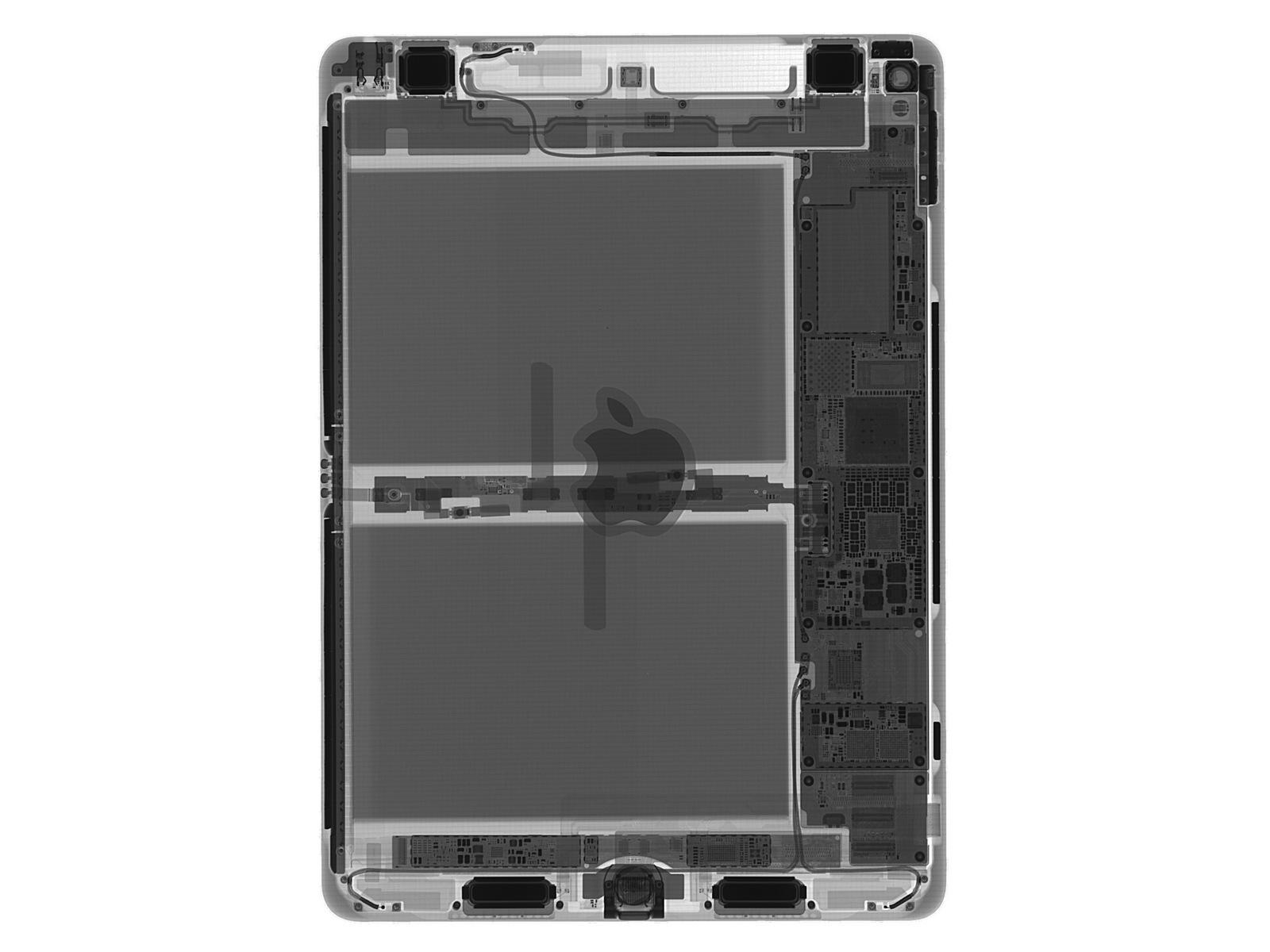 Ifixit 9 7インチipad Proの分解レポートを公開 バッテリー容量が若干