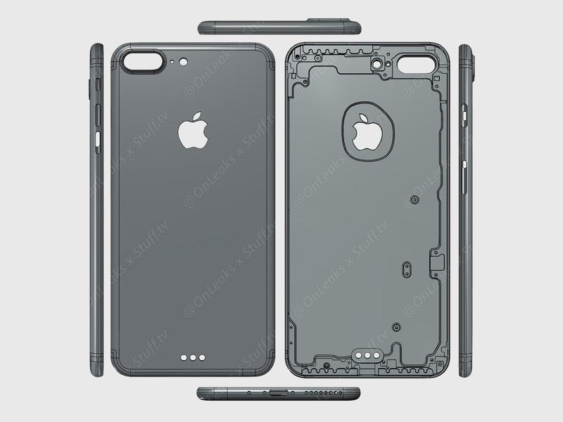 iphone7pluscad