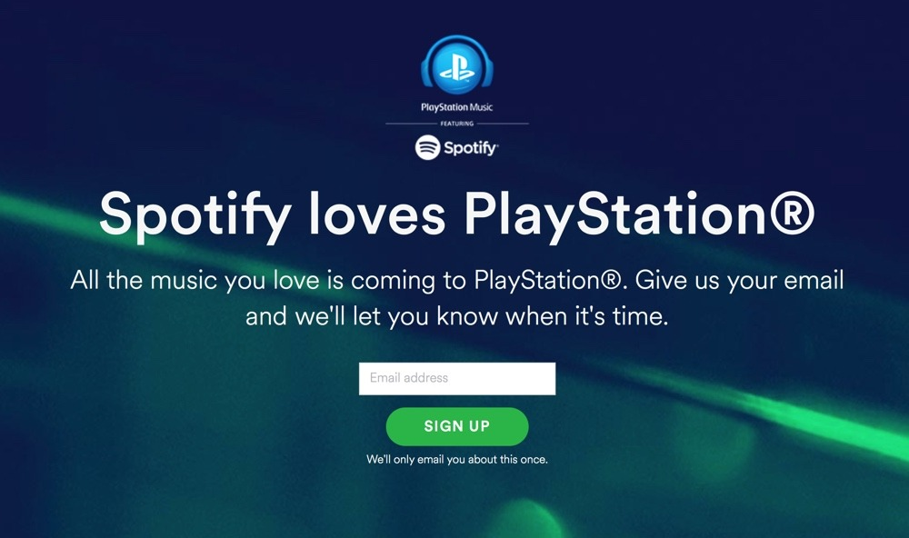 spotify-Playstation-music