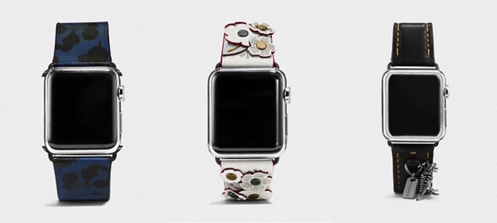 Apple Watch Band Coach