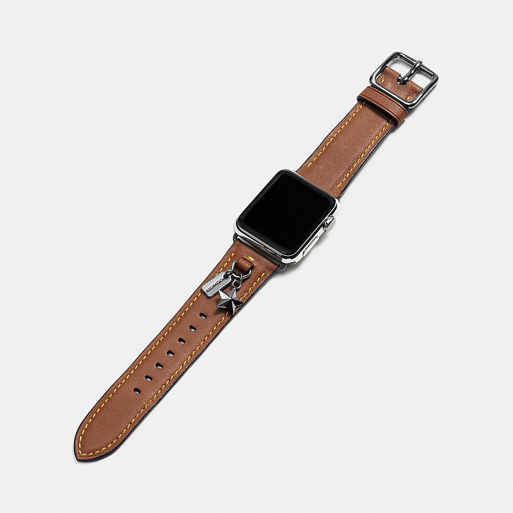 coachAPPLEwatch-leather-watch-strap-with-charms1