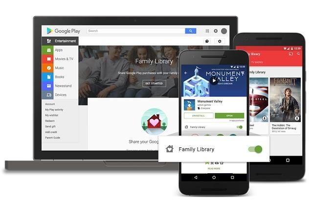 google-family-library