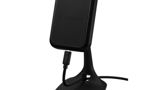 mophie charge force Desk Mount1