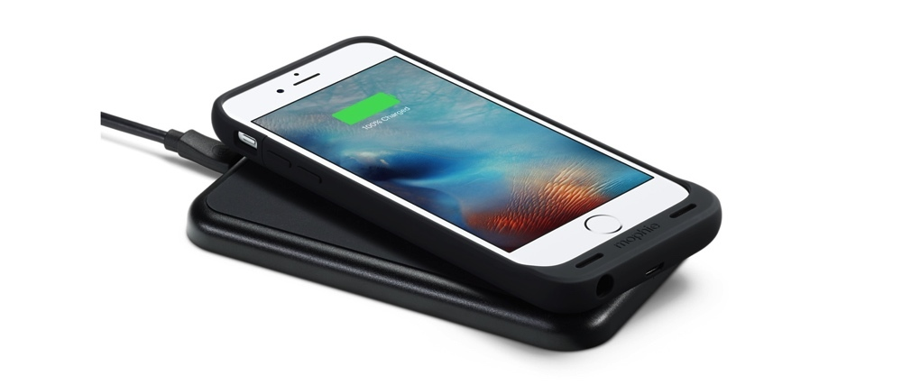 mophie juice pack wireless for iPhone