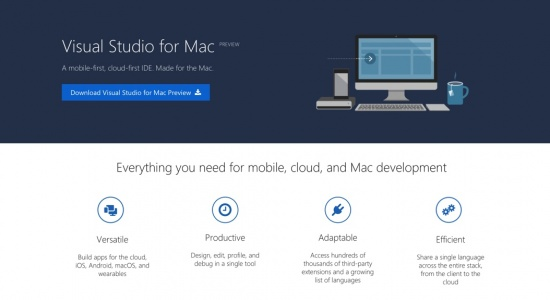 visualstudioformac