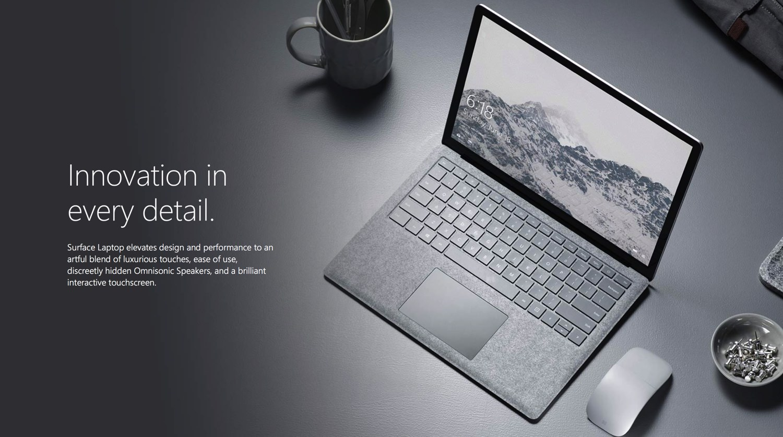 microsoft surface laptop 6 windows 10 s 999. Black Bedroom Furniture Sets. Home Design Ideas