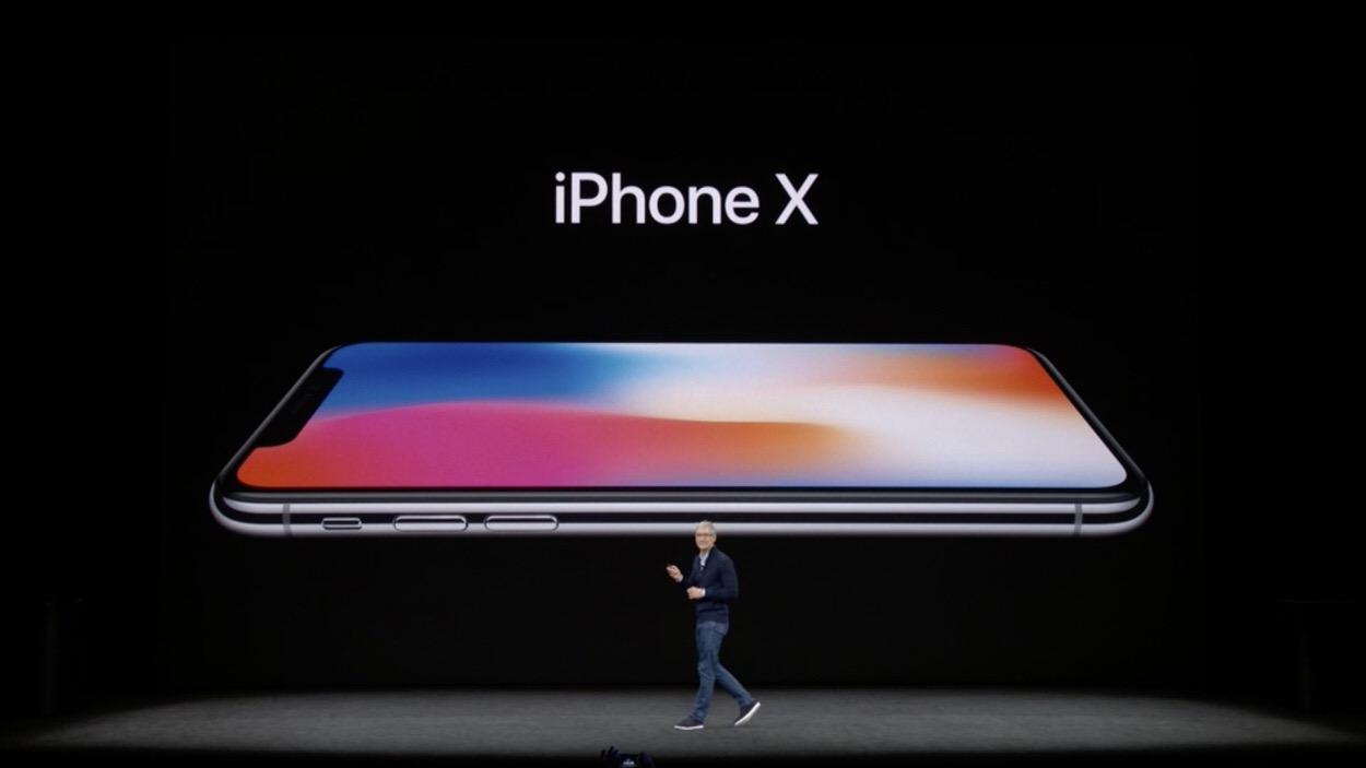 Iphone X のような美しいグラデーション壁紙が公開 Iphone X 以外
