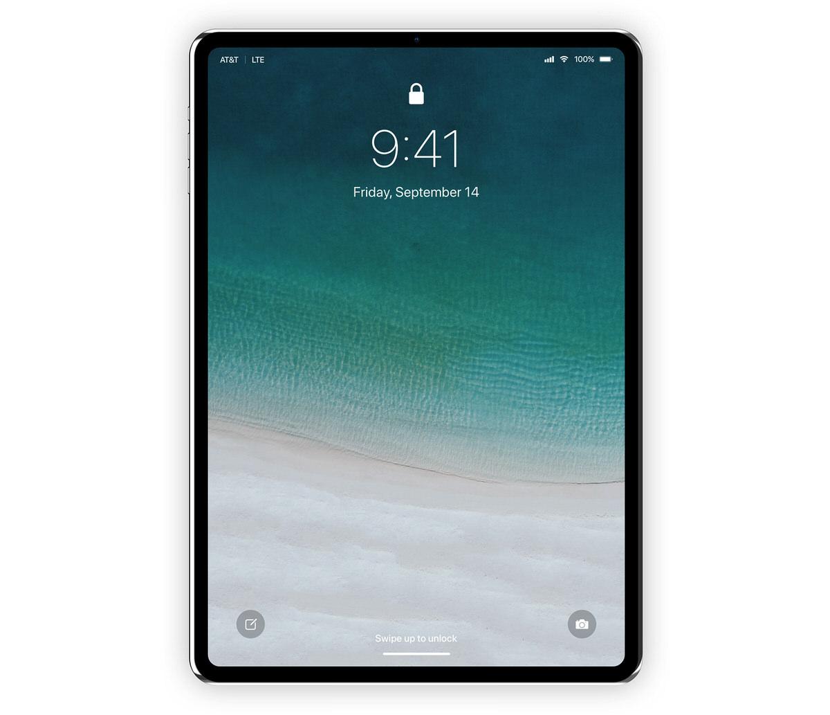 2018年秋の新型iPad Proは11インチと12.9インチモデルの2種類が存在か Apple Watch ...