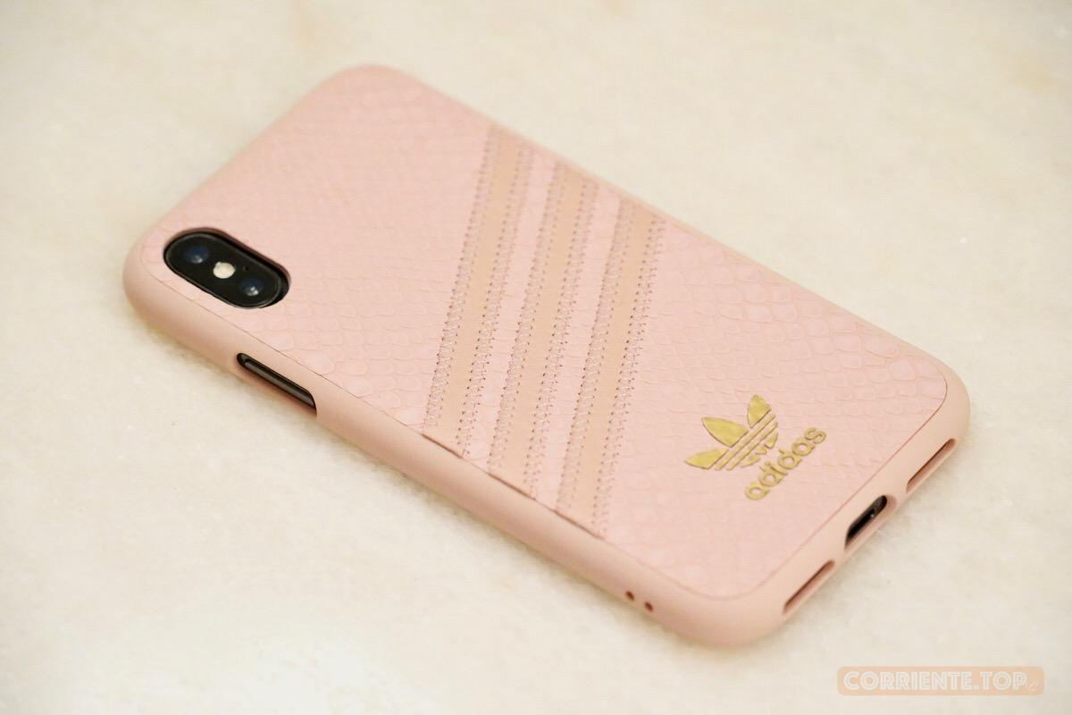 Iphoneadidas Originals Moulded Adidas Adicolor Case Iphone X Black Samba Womaniphone