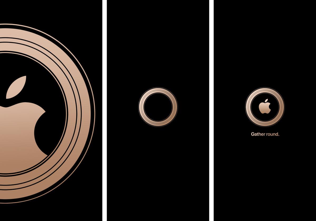 Appleの新型iphone発表イベント Gather Round の非公式壁紙が公開 Corriente Top