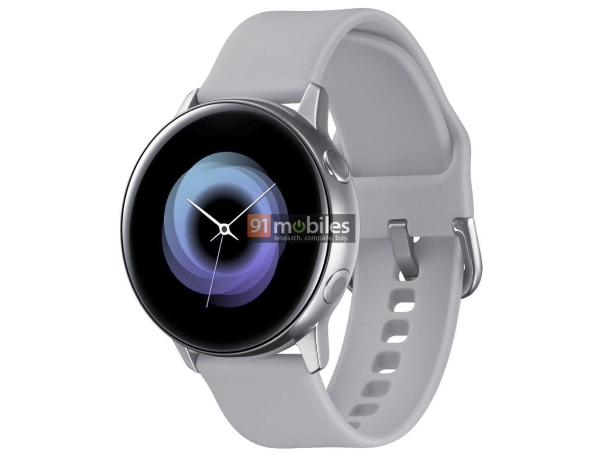 Samsungの新型スマートウォッチ Galaxy Sport のレンダリング画像がリーク 今月日に発表予定 Corriente Top