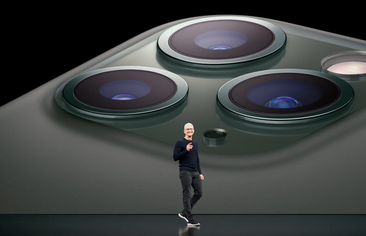 発表 2020 apple 会