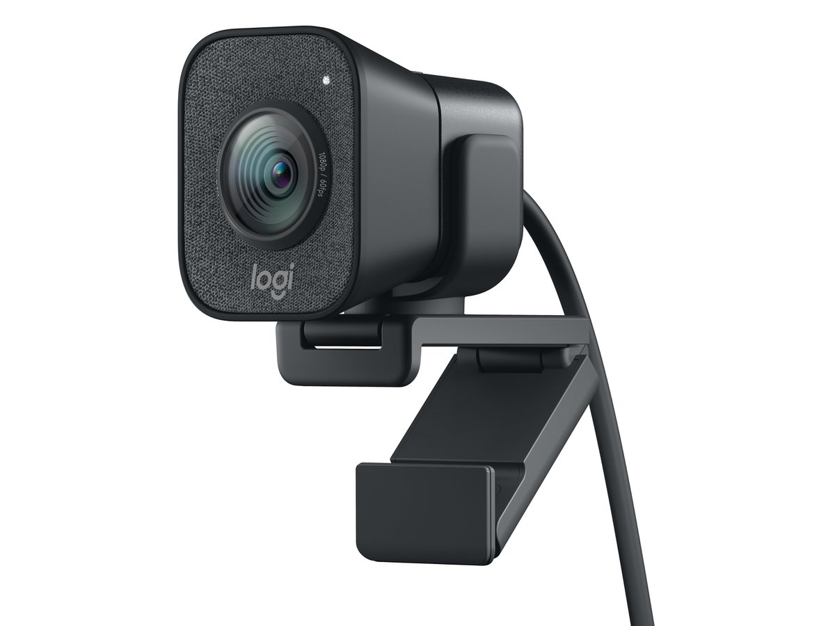 ロジクール 高画質webカメラ ストリームカム C980 発売 スマホ向け縦方向の利用にも対応 Corriente Top