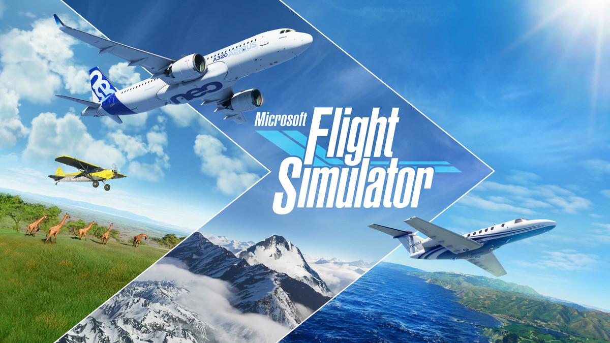 『Microsoft Flight Simulator』12月22日にVR対応。2021年1月にはイギリス ...