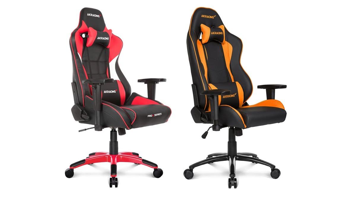 レーシング 椅子 ak