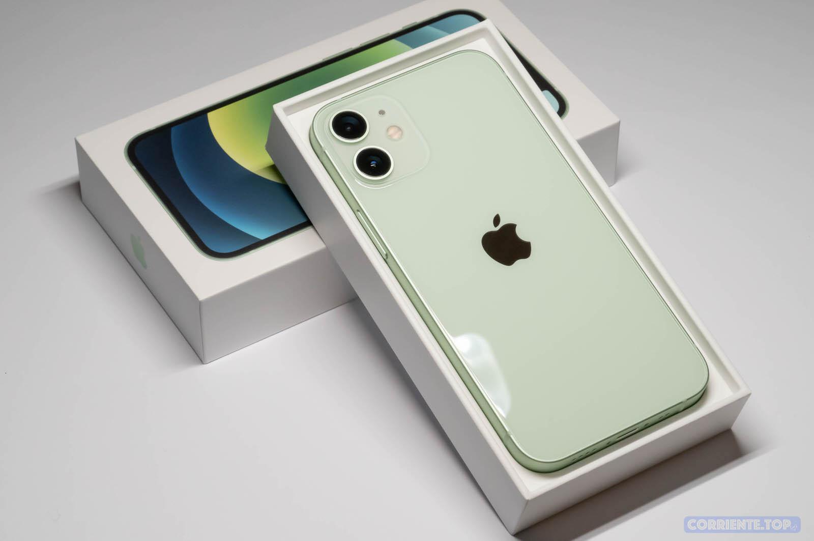 Mini レビュー iphone12