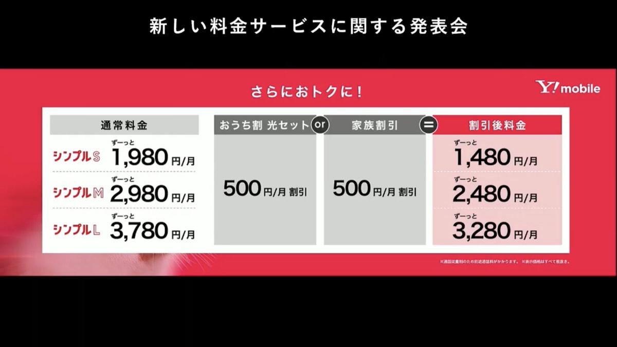 プラン y mobile ガラケーを使いたいならワイモバイル(Y!mobile)で決まり!?料金プランとおすすめの機種、注意点まで徹底解剖!
