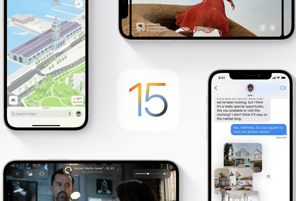 iOS 15」 「iPadOS 15」 対応機種まとめ。初代iPhone SEもサポート継続   CoRRiENTE.top