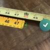 「iOS 11」の「ARKit」を利用した物差しアプリが登場 iPhoneのカメラを利用して長さを測定することが可能に